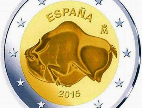 Spagna, 2 euro commemorativo 2015