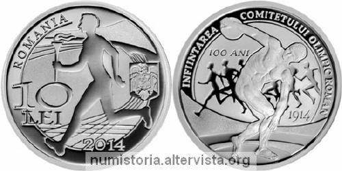 Romania, 10 lei per il comitato olimpico