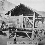 Sutter's Mill e James Marshall nel 1850