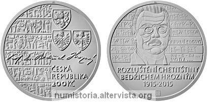 La Repubblica Ceca celebra Bedrich Hrozný