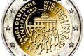 Germania, 2 euro commemorativo 2015 per la riunificazione