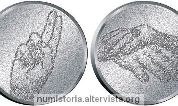 Paesi Bassi, medaglia per William Alexander