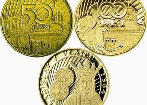 Romania, due monete per Vladislav I