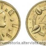 Africa Equatoriale Francese, prova da 40 franchi del 1958