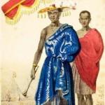 Ghezo, re del Dahomey
