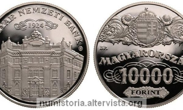 Ungheria, due monete per la banca centrale