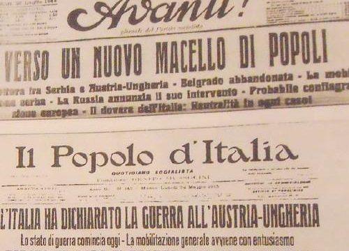 28 luglio 1914, il suicidio dell'Europa