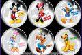 Niue, sei monete per i personaggi Disney