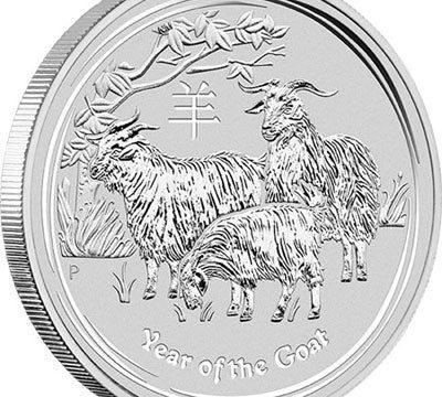Australia, sedici monete per l'anno della Capra