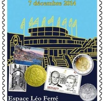 Grande Bourse di Monaco il 7 dicembre 2014