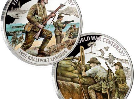 Salomone, monete per la battaglia di Gallipoli