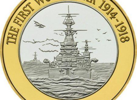 2 sterline 2015 per la Royal Navy