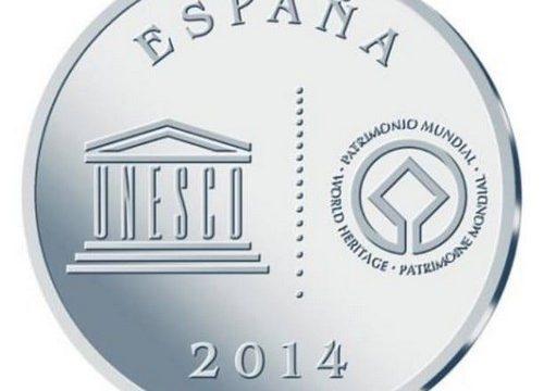 Spagna, cinque monete per le città Unesco