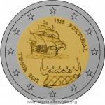 Portogallo, 2 euro commemorativo 2015 per Timor