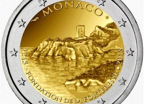 Monaco, programma numismatico 2015