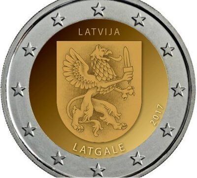 Lettonia, ecco i due 2 euro commemorativi 2017