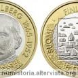 Il 3 maggio 2016 la Finlandia emetterà una moneta da 5 euro dedicata a Kaarlo Juho Ståhlberg (1865-1952). Egli fu il primo presidente del paese, ricoprendo questa carica dal 1919 […]