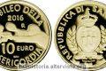 San Marino, 10 euro 2016 per il Giubileo