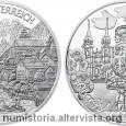La nona moneta della serie regionale austriaca è dedicata alla regione dell'Oberösterreich (Alta Austria o Austria Superiore). Essa confina a nord con la Germania (Baviera) e la Repubblica Ceca (Boemia […]