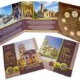 Nel maggio 2016 Cipro ha emesso l'annuale serie divisionale, contenente le otto monete ordinarie in versione FDC. La confezione celebra alcuni fra i più importanti edifici di culto di epoca […]