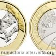 Il 1° marzo 2016 la Finlandia ha emesso la settima moneta di una serie dedicata alle varie discipline sportive. Si tratta di un 5 euro bimetallico che omaggia il gioco […]
