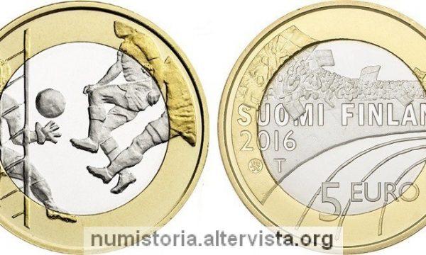 Finlandia, 5 euro 2016 per il calcio