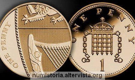 Il penny inglese potrebbe sparire