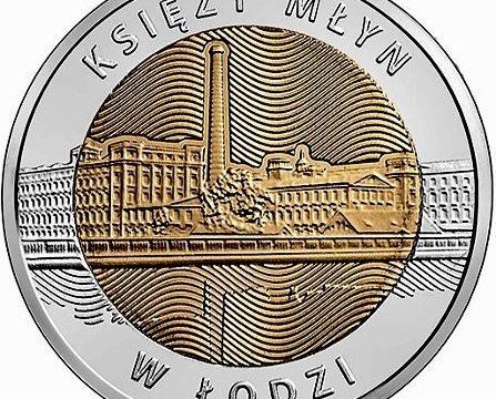 Polonia, 5 zloty 2016 per il Księży Młyn