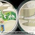 Nel maggio 2016 l'Ucraina ha emesso due monete dedicate alle prossime Olimpiadi estive, che si svolgeranno in Brasile dal 5 al 21 agosto 2016. Ecco i dettagli delle due monete, […]