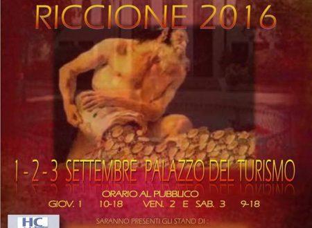 Convegno di Riccione dal 1° al 3 settembre 2016