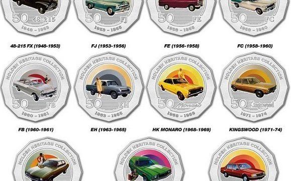 L'Australia celebra le automobili Holden