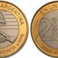 Nel 2016 la banca centrale argentina ha emesso una moneta da 2 pesos per celebrare il 200° anniversario dell'indipendenza del paese sudamericano. Il 25 maggio 1810, dopo aver avuto la […]