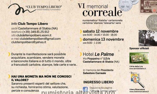 Fiera a Castellammare di Stabia il 12-13 novembre 2016