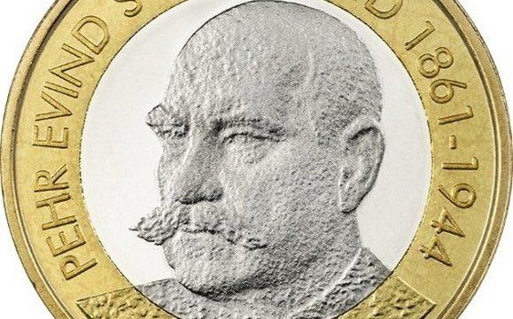 Finlandia, 5 euro 2016 per il presidente Svinhufvud