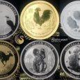 Anche nel 2017 l'Australia emetterà le ormai tradizionali monete bullion da investimento, con titolo 999‰ per oro e argento e 995‰ per il platino. Le monete raffigurano quattro animali tipici […]