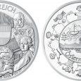 La decima ed ultima moneta della serie regionale austriaca non è dedicata a una regione, bensì all'Austria come stato unitario. Il dritto della moneta è opera del disegnatore professionista Thomas […]