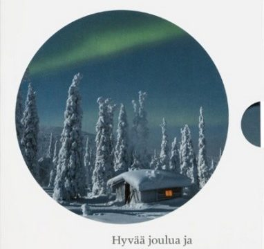 Finlandia, divisionale per il Natale 2016