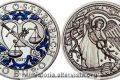 Austria, 10 euro 2017 per l'arcangelo Michele