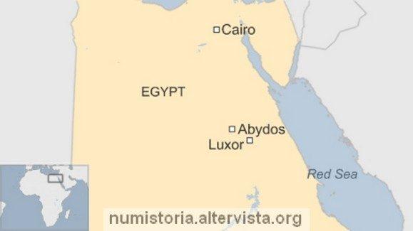 Egitto, scoperta una città del 3000 a.C.