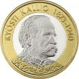 Il 21 novembre 2016 la Finlandia ha emesso una moneta da 5 euro dedicata a Kyösti Kallio, nato Gustaf Kalliokangas (1873-1940). Egli fu un politico finlandese, più volte ministro e […]