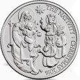 Alla fine del 2016 la Gran Bretagna ha emesso una moneta da 20 sterline per celebrare le festività natalizie e, in particolare, l'Epifania. Infatti la moneta raffigura l'adorazione dei magi: […]