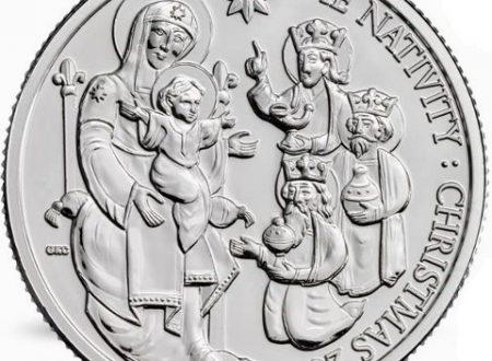 Gran Bretagna, una moneta per l'Epifania