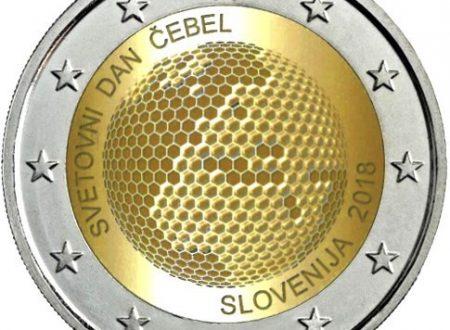 Slovenia, 2 euro commemorativo 2018
