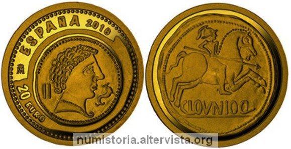 La Spagna celebra le monete fenicie e iberiche