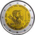 Nel 2017 il Vaticano emetterà due monete commemorative da 2 euro. La prima moneta è dedicata al 100° anniversario delle apparizioni di Fatima. A partire dal 13 maggio 1917 la […]