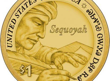 Stati Uniti, il native dollar 2017 è dedicato a Sequoyah