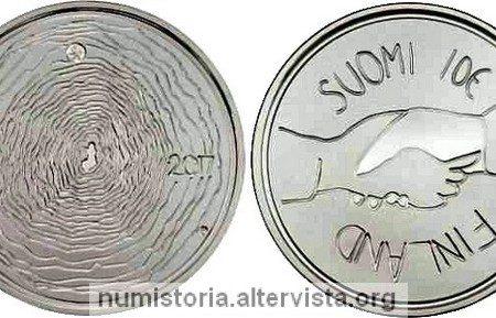 Finlandia, due monete per i 100 anni di indipendenza