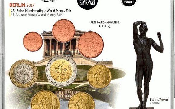La Francia celebra il World Money Fair 2017
