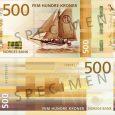 La banca centrale norvegese ha reso note le immagini e le date di emissione delle nuove banconote che circoleranno in Norvegia a partire dal 30 maggio 2017. La nuova serie […]