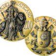 Nel 2017 il Vaticano emetterà una moneta da 200 euro in oro 917 dedicata alla virtù teologale della Forza. La moneta pesa 40 grammi ed ha un diametro di 38,5 […]
